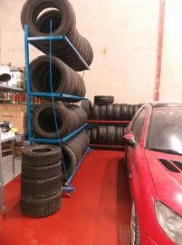 Cambio de neumáticos en Valls