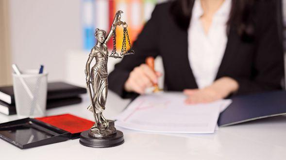 Abogada especialista en derecho civil