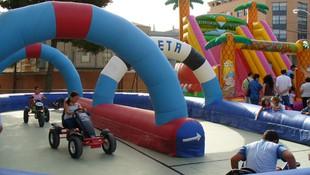 Hinchables para niños en Murcia