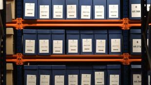 Destrucción de documentos en Asturias