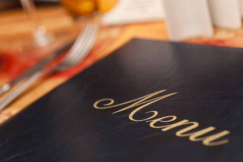 Menú diario en Can Nofre
