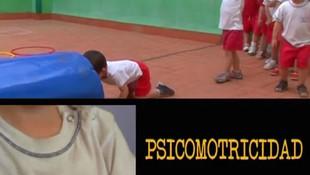 Ejercicios de psicomotricidad