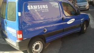 Furgoneta Samsung Gama blanca Valencia