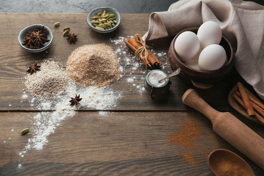 Productos sin gluten y sin lactosa