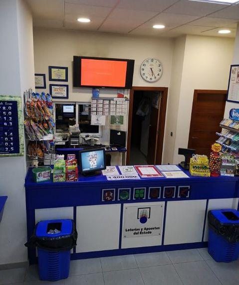 Jugar a la Lotería Nacional en Xàtiva
