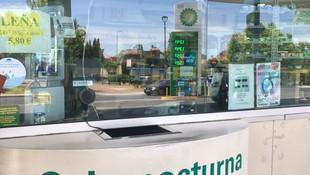 Gasolinera con servicio 24 horas en Castilleja de la Cuesta