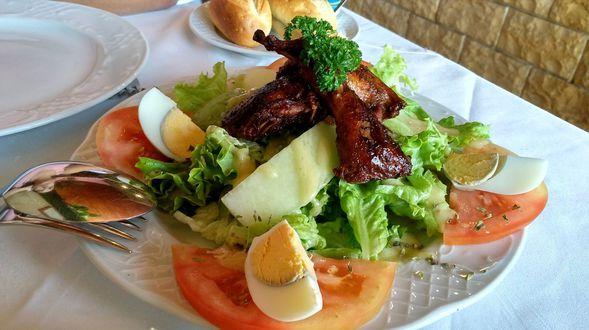 Restaurante de cocina internacional en Valverde, El Hierro