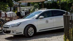 Taxi en Ronda
