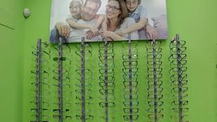 Gafas en exposición
