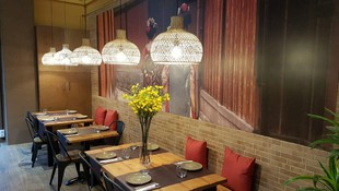 Restaurante asiático en Poblenou Barcelona