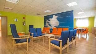 Residencia geriátrica Santirso en Oviedo
