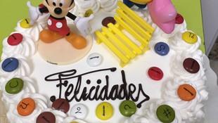 Tartas infantiles en Torrelaguna