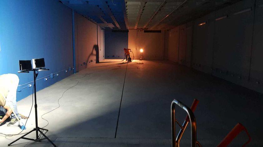 Preparación soporte para pavimento resina