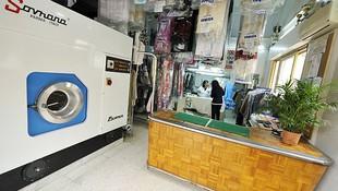 Tintorería y lavandería en Sevilla