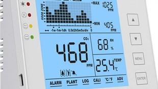 Distribución de Medidores de CO2 en Galicia