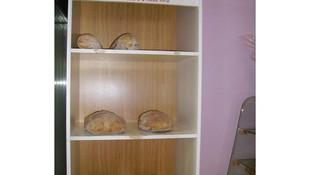 Venta de pan en Lugo