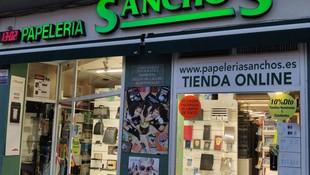 Papelería Sancho's, siempre contigo