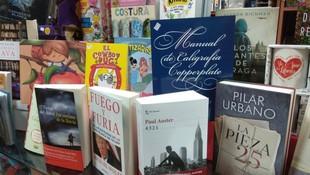 Venta de libros Málaga