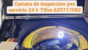 Camara de inspeccion de tuberias