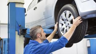 Servicio de sustitución de neumáticos
