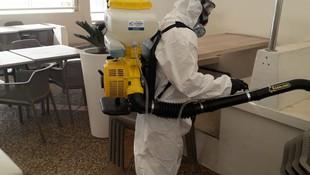 Tratamiento Ozono para desinfectar empresas en Mallorca