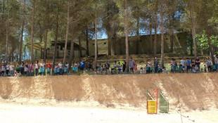 Equinoterapia en la Comunidad Valenciana