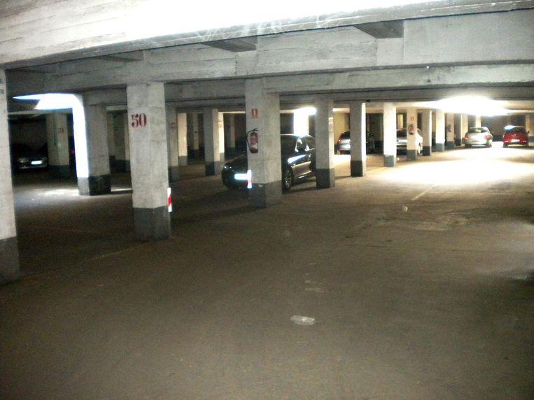 Alquiler de plazas de garaje en Villaverde