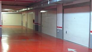Puertas seccionales para cerramiento de plazas de garaje