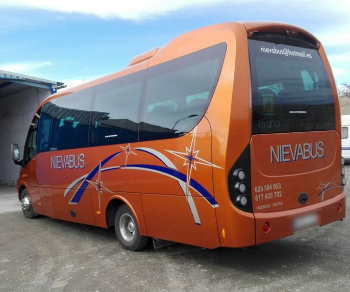 Viajes con agencias en Huercal Overa (Almería)