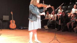 Clases de violín en Tarragona