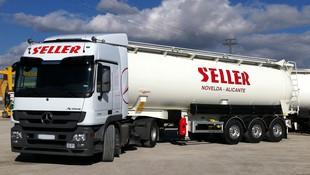 Transporte de mármol en  Alicante