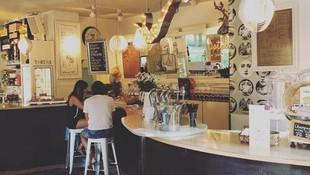 Cafetería con ambiente acogedor en Burgos