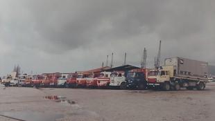 Años de experiencia en el servicio de transporte