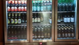 Selección de cervezas en Guadalajara - Restaurante La Manduca