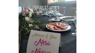 Restaurante para celebración de bodas en Vigo