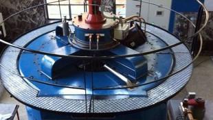 Plataforma de seguridad en Central Hidroeléctrica