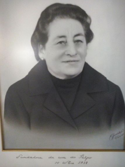 Fundadora da Casa do Pulpo